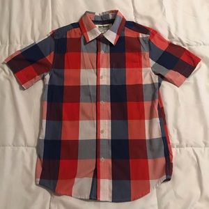 Urban Pipeline Short Sleeve Button Down Shirt